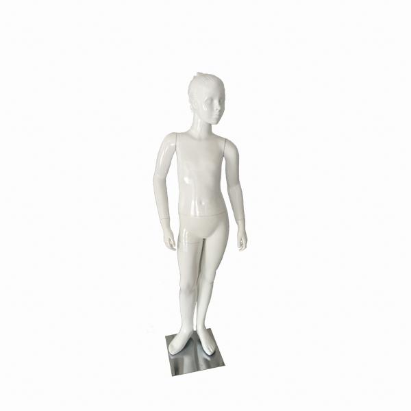 Statua manichino bambina 10-12 anni