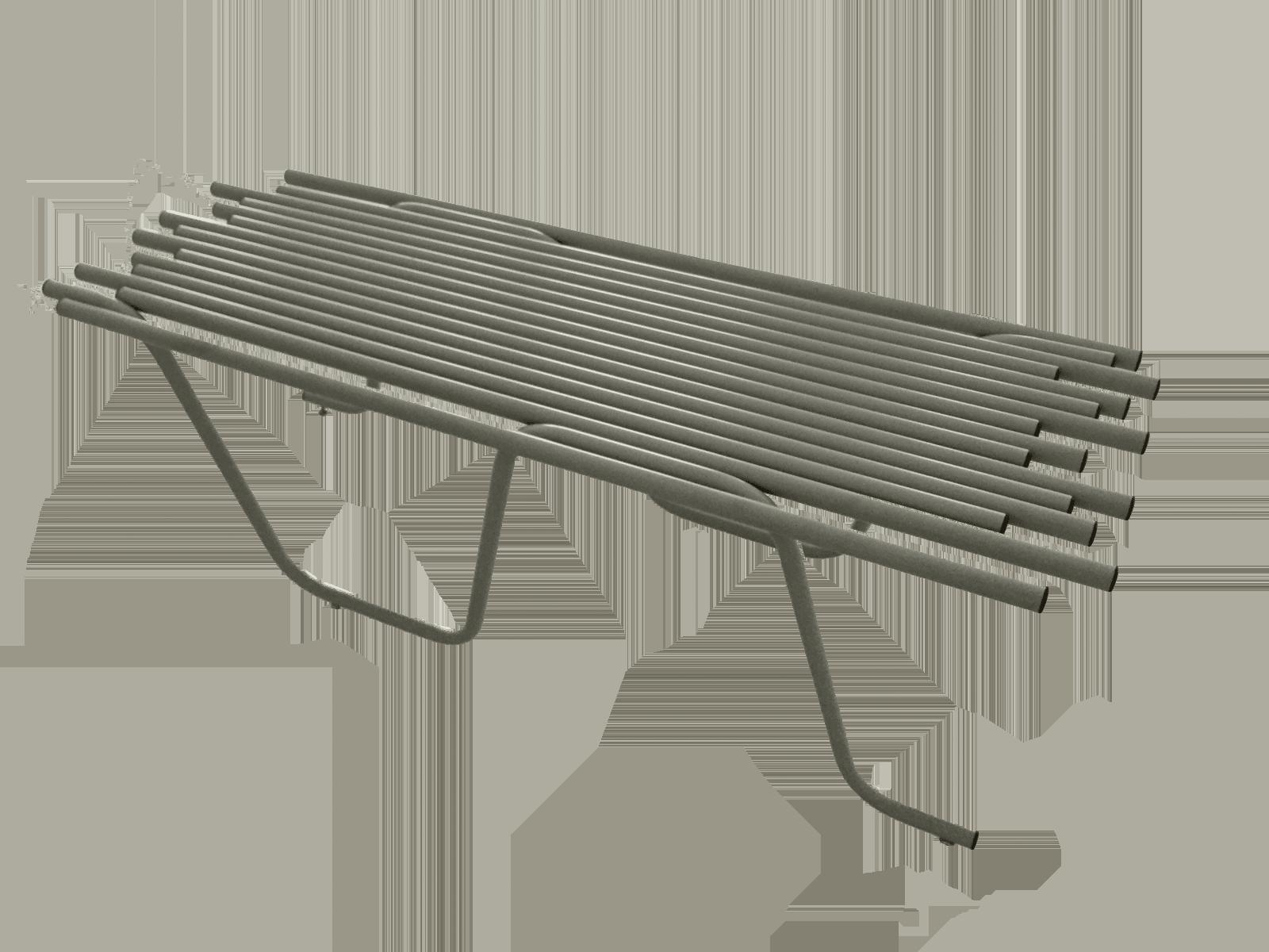 Seduta modulare impilabile